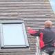 Coût de démoussage de toiture