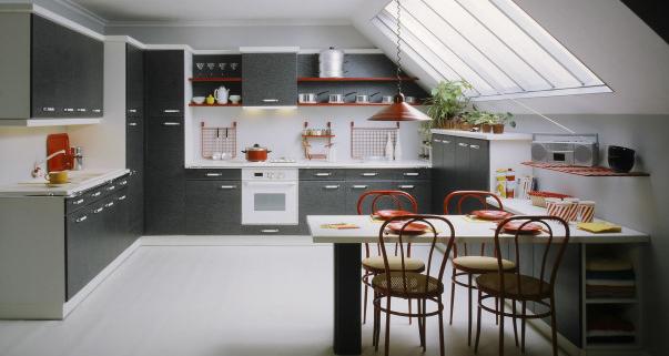 Conseils pour créer un cuisine sous combles