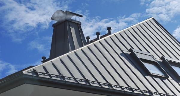 Coût d'une toiture en bac acier