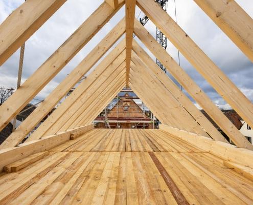 Coût d'une extension de toiture