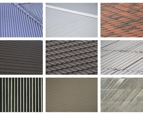 Tous les matériaux de couverture pour toiture