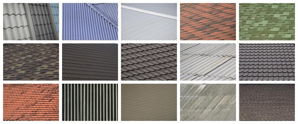 Quels sont les types de matériaux pour couverture de toiture
