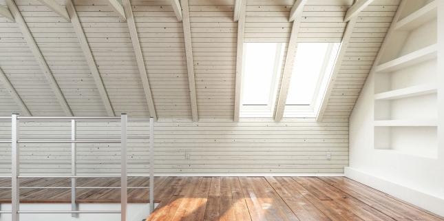 Conseils d'ouverture d'une trémie d'escalier pour plancher en bois