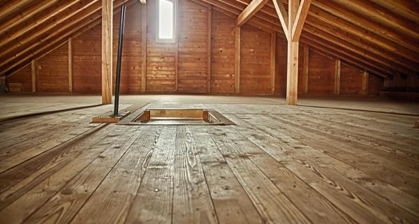 Grenier : comment bien choisir un plancher ?